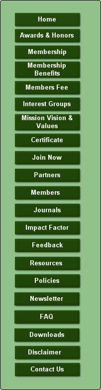 Impact Factor of IJAET